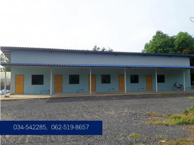 ห้องเช่า 1700 กาญจนบุรี ท่ามะกา พงตึก